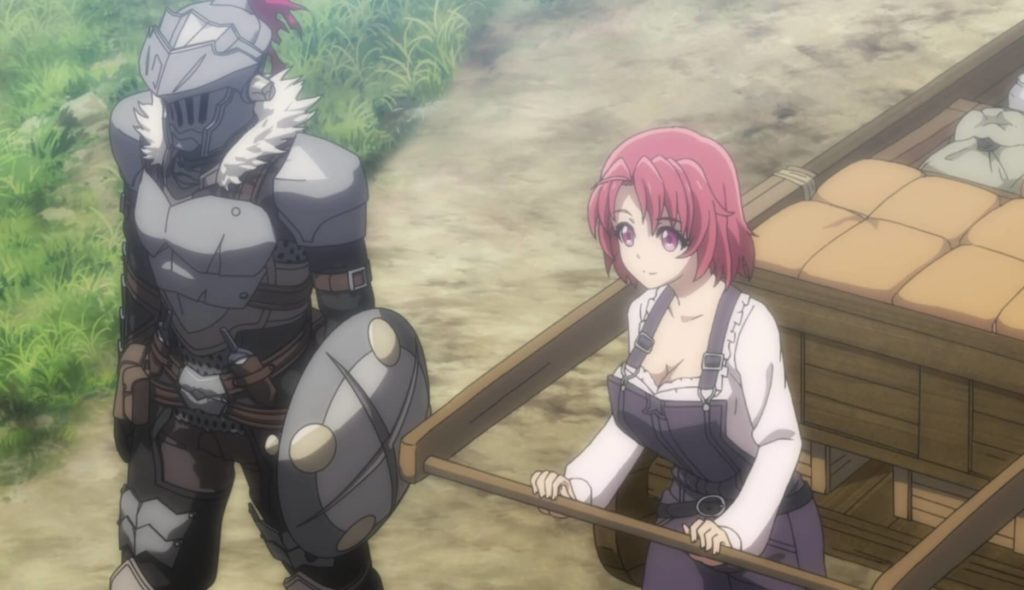 Goblin Slayer and his Childhood friend