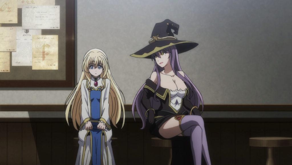 Priestess and Majo
